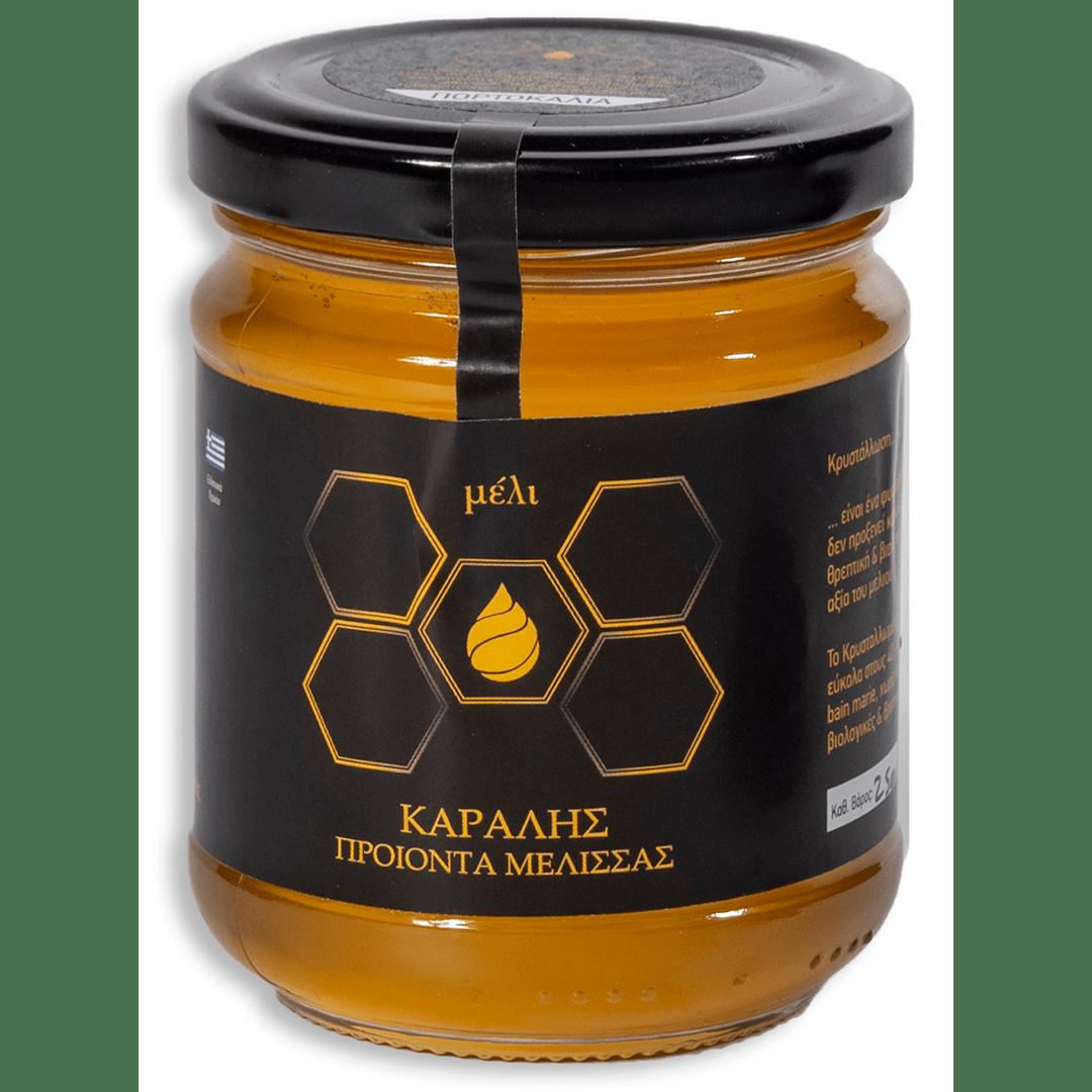 KARALIS BEE PRODUCTS- ORANGE HONEY