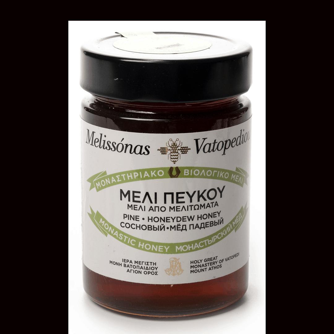 MELISSONAS VATOPEDIOU- PINE HONEY