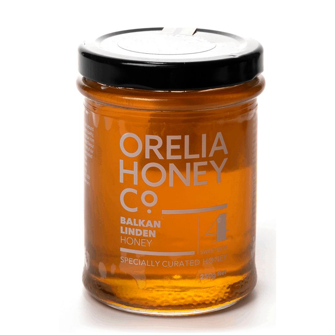 ORELIA HONEY CO. / BALKAN LINDEN HONEY
