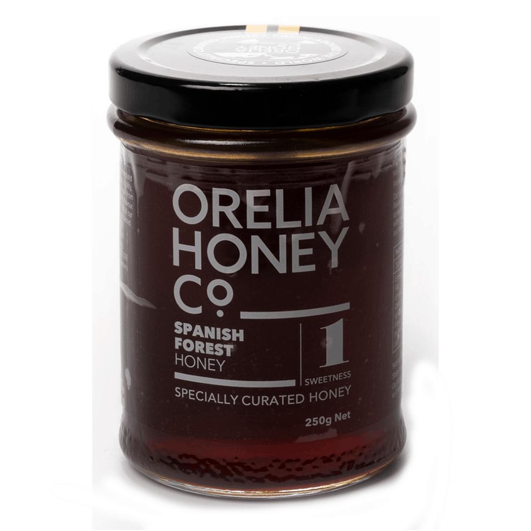 ORELIA HONEY CO. / SPANISH FOREST HONEY