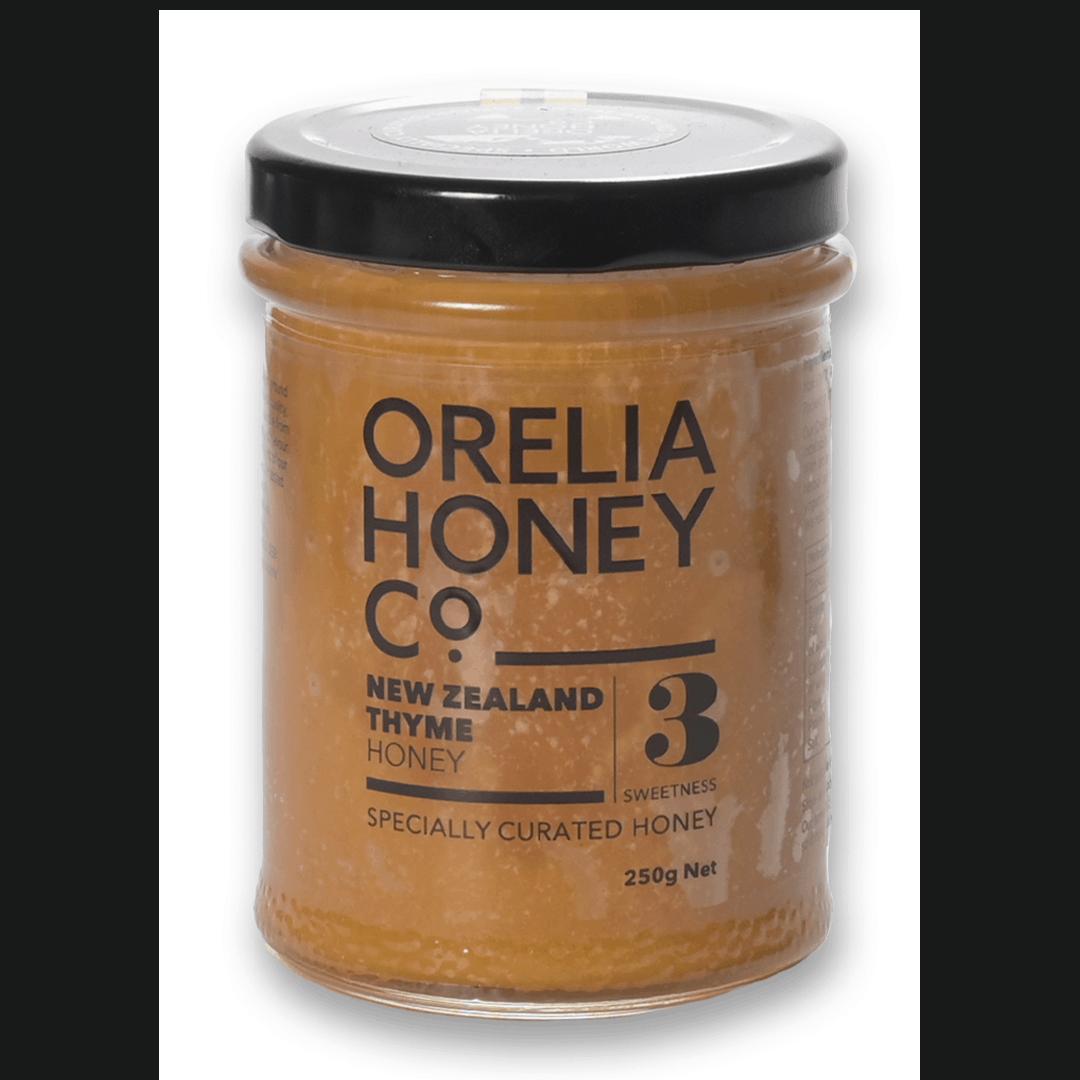ORELIA HONEY CO. / NEW ZEALAND THYME HONEY (SWEETNESS 3)