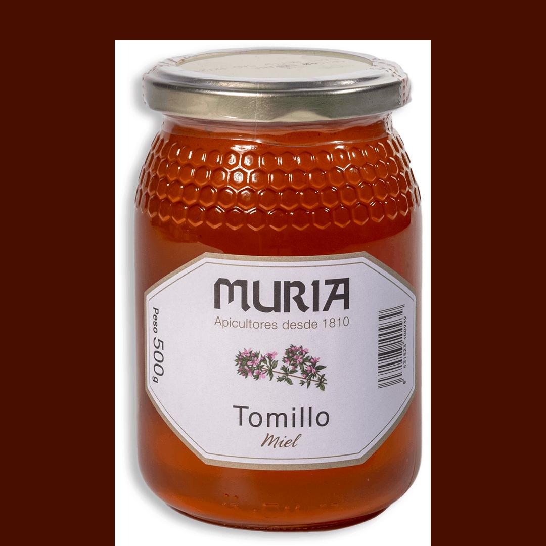 MURIA- TOMILLO