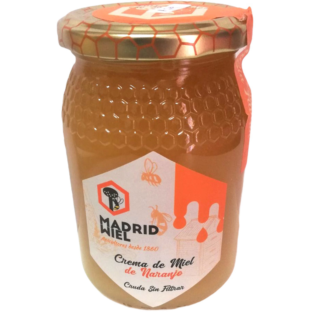 Madrid Miel- Crema de Azahar