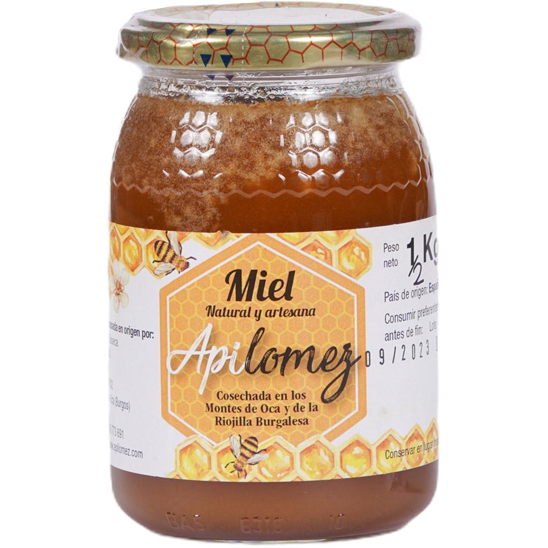 Apilomez Carlos Cambra Forest Honey