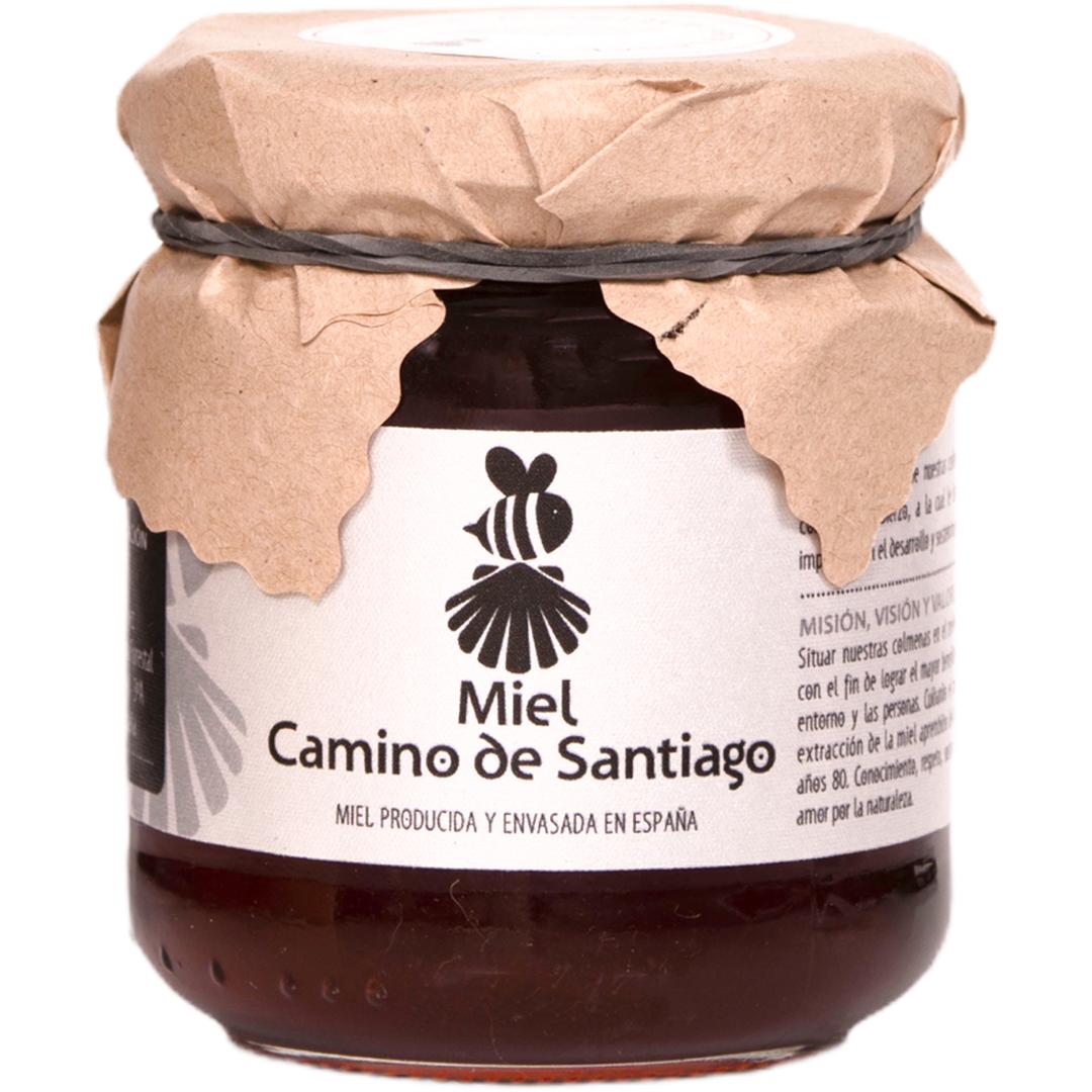 Miel Camino de Santiago- Forest honey